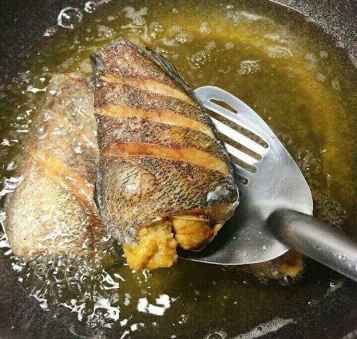 khô cá sặc trứng 1 nắng